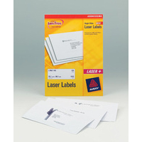 Avery L7165-40 addressing label White