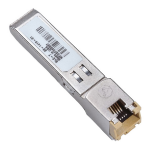 Cisco GLC-T 1000Mbit/s SFP network transceiver module