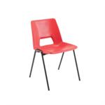 Jemini Class Chair Red 310mm