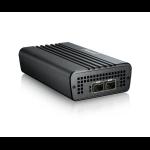 Promise Technology SANlink2 20000Mbit/s Black network media converter