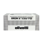 Olivetti B0470 Drum kit, 23K pages @ 5% coverage