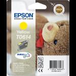 Epson Teddybear T0614 Original Gelb 1 Stück(e)