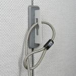 Kensington Partition Cable Anchor