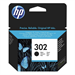 HP F6U66AE (302) Ink cartridge black, 190 pages, 4ml