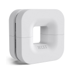 NZXT White Puck Cable Management & Headset Stand