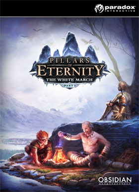 Nexway Pillars of Eternity - The White March: Part I Video game downloadable content (DLC) PC/Mac/Linux Español
