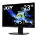 "Acer BW237Qbmiprx LED display 57.1 cm (22.5"") Full HD Flat Black"