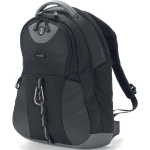 "Dicota BacPac Mission XL 17.3"" Notebook backpack Black"