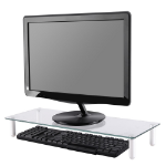 Newstar NSMONITOR10 notebook stand Transparent