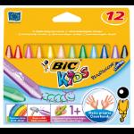 BIC Plastidecor, x12 colour pencil 12 pc(s)