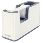Leitz 53641001 Polystyrene White tape dispenser