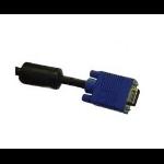 Sapphire VGA-HD10F VGA cable 10 m VGA (D-Sub) Black
