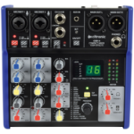 Citronic 170.875UK audio mixer 20 - 20000 Hz Black