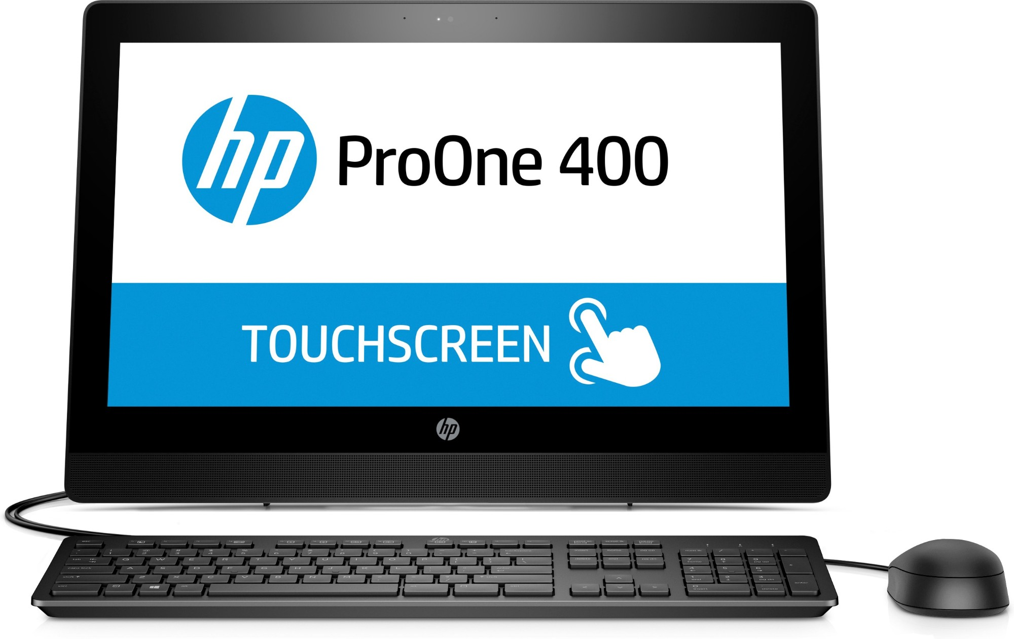 8105e4919b7 HP ProOne 400 G3 20-inch Touch All-in-One PC - All-in-One PCs - Computers |  Eurieka.ie