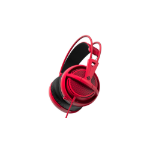 Steelseries Sideria 200 2x 3.5 mm Binaural Head-band Red headset