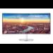 """Samsung C34J791WTU 86,4 cm (34"""") 3440 x 1440 Pixeles WQHD LED Gris"""