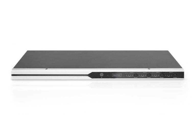 Digitus DS-43308 video switch HDMI