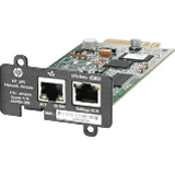 Hewlett Packard Enterprise UPS Network Module Ethernet LAN network management device
