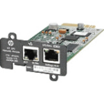 Hewlett Packard Enterprise UPS Network Module Ethernet LAN network management deviceZZZZZ], AF465A
