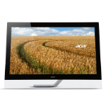 "Acer T2 T232HL touch screen monitor 58.4 cm (23"") 1920 x 1080 pixels Black Multi-touch"