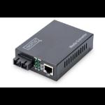 Digitus Fast Ethernet Media Converter, RJ45 / SC