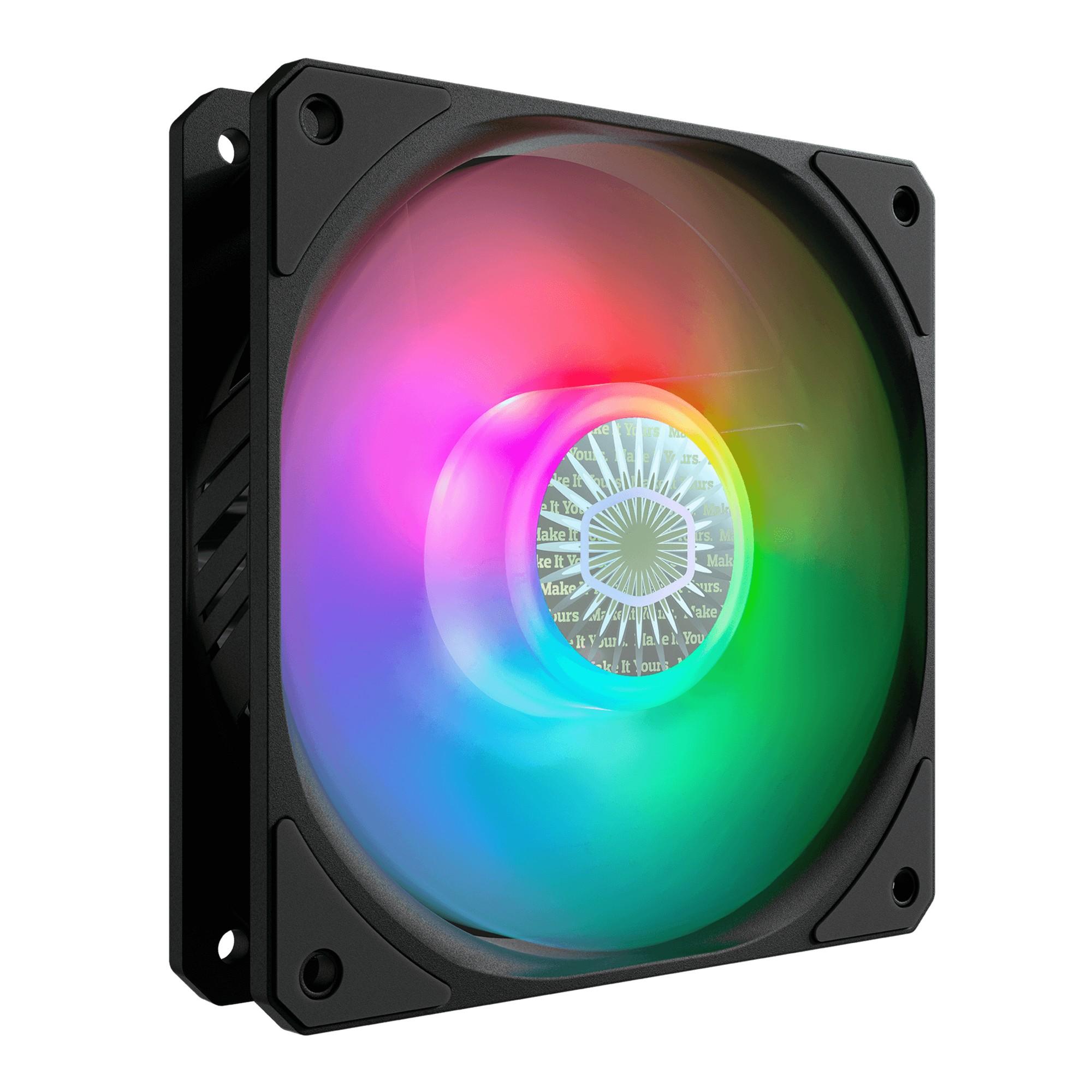 Cooler Master SickleFlow 120 ARGB Computer case Fan 12 cm Black