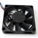 Akasa 6cm Black Fan