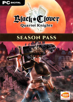 Nexway Black Clover: Quartet Knights - Season Pass Video game downloadable content (DLC) PC Español