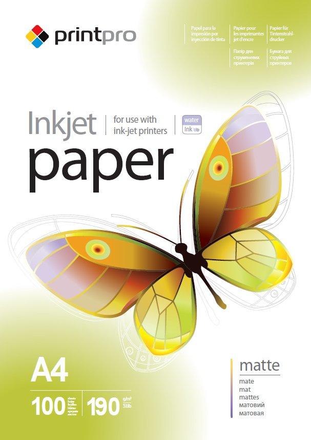 Colorway PME190100A4 photo paper Matt A4