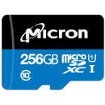Micron Industrial Flash Speicher 256 GB MicroSDXC Klasse 10 UHS-I