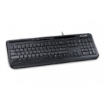 Microsoft ANB-00009 keyboard USB QWERTY Nordic Black