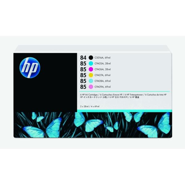 HP C5016A (84) Ink cartridge black, 69ml