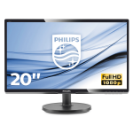 Philips V Line LCD monitor with LED backlight 200V4QSBR/00