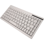 Accuratus KYBAC595-USBWHT keyboard USB QWERTY English White