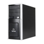 Wortmann AG TERRA 3030 G4 server Intel Xeon E 3.4 GHz 16 GB DDR4-SDRAM Tower 650 W