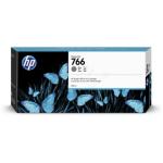 HP P2V93A (766) Ink cartridge gray, 300ml