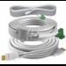 Vision TC3-PK10MCABLES cable VGA 10 m VGA (D-Sub) Blanco
