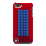 Belkin LEGO iPod touch 5G MP3/MP4 player cover Blue,Red