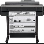 HP Designjet T650 24-in large format printer Wi-Fi Thermal inkjet Colour 2400 x 1200 DPI Ethernet LAN