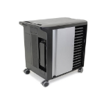 DELL 210-ANYH multimedia cart/stand Black,Grey Notebook