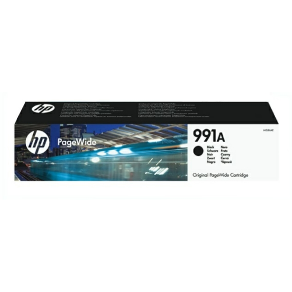 HP M0J86AE (991A) Printhead black, 10K pages