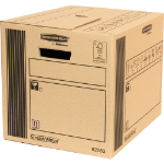 Fellowes 6206302 Packaging box Black,Brown 1 pc(s)