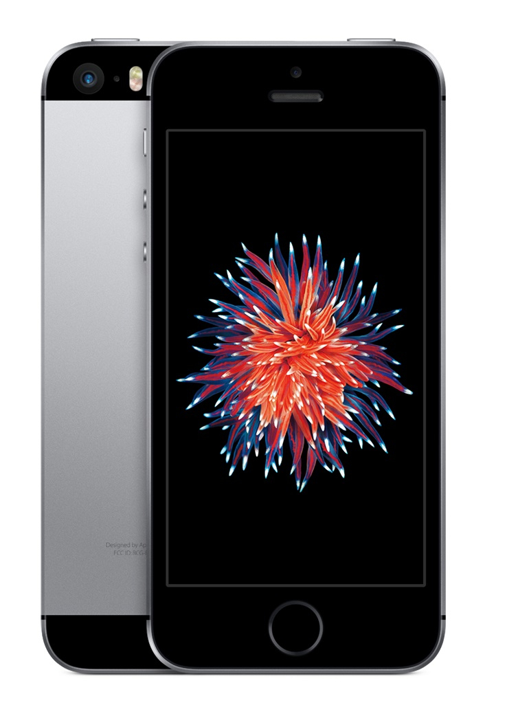Apple iPhone SE 64GB 4G Black,Grey
