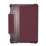 "Urban Armor Gear [U] Lucent 25.9 cm (10.2"") Folio Aubergine, Rose"