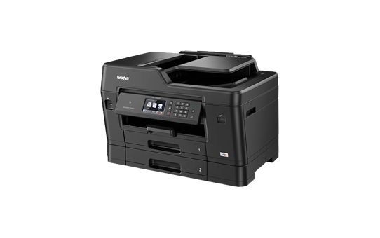 Brother Professional A3 Inkjet Multi-Function Centre with 2-Sided Printing, Dual Paper Trays, and A3 2-Sided