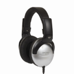 Koss UR29 Black,Silver Circumaural Head-band headphone