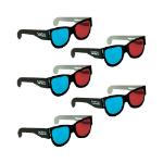 GoPro A3DGL-501 Black,Blue,Red 5 pc(s)