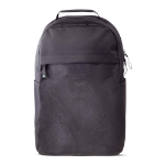 ASSASSIN'S CREED Valhalla Tribal Face with Puff Print Backpack, Unisex, Black (BP004673ASC)