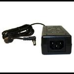 Honeywell 9000313PWRSPLY adaptador e inversor de corriente Interior 60 W Negro