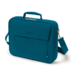"Dicota Eco Multi BASE notebook case 39.6 cm (15.6"") Briefcase Blue"